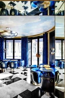 Café Français - Salle du restaurant ®matthieu salvaing
