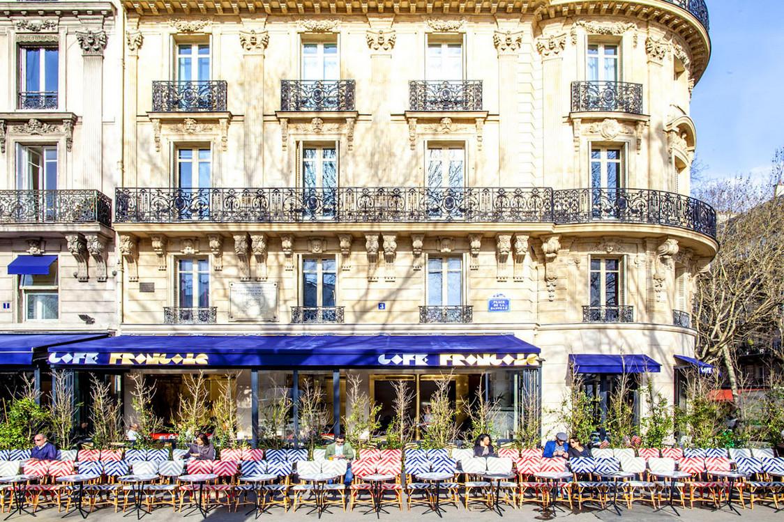Café Français - Terrasse ®Matthieu Salvaing