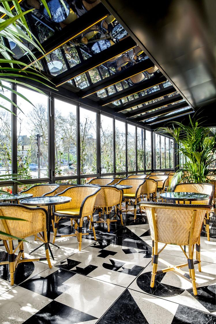 Café Français - Véranda Café Français ®Matthieu Salvaing (1)