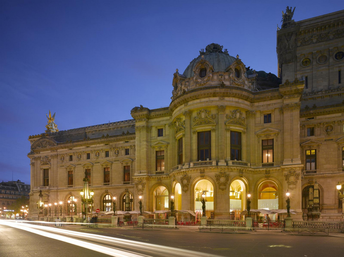 L'Opéra Restaurant - Face avant