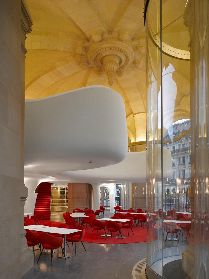 L'Opéra Restaurant - Salle du restaurant