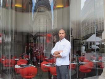 L'Opéra Restaurant - Stéphane Bidi Nouveau Chef du restaurant