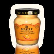 Moutarde Maille Piment d'Espelette, pointe de poire Williams