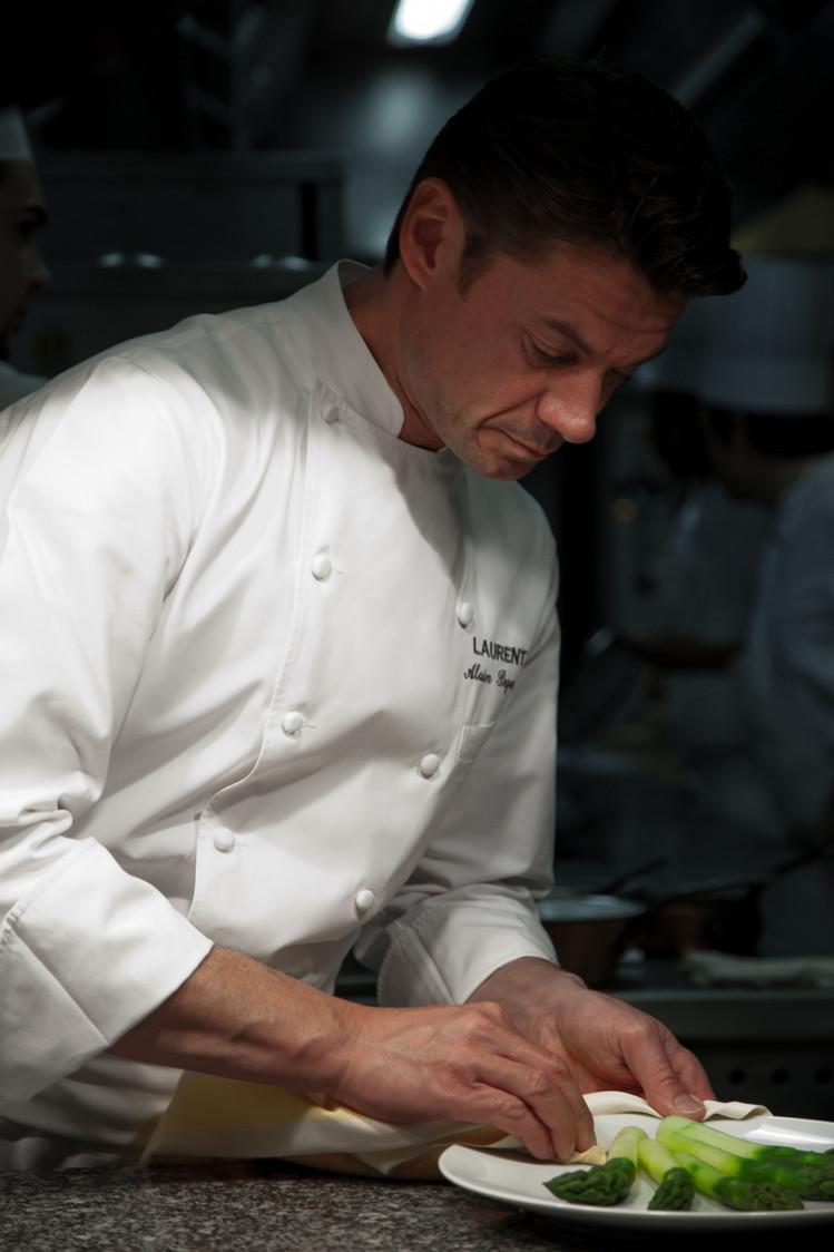 Restaurant Laurent - Alain Pégouret ©Thai Toutain