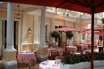 Restaurant Laurent - Terrasse ©DR