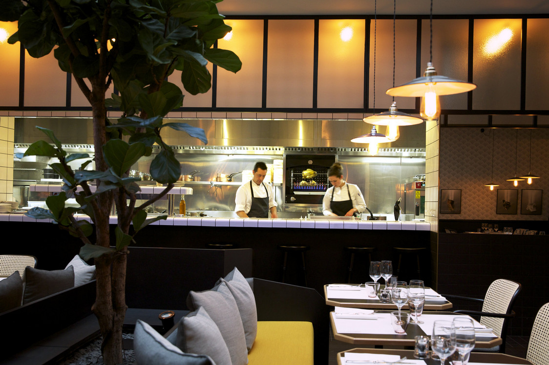 Restaurant Manger - Cuisine Ouverte