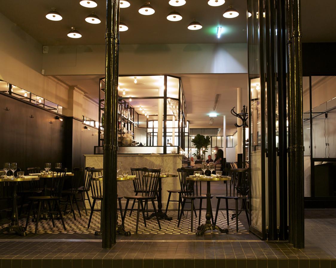 Restaurant Manger - Facade ouvert
