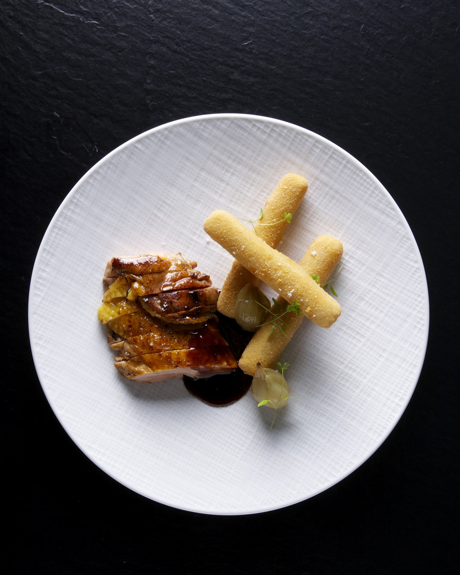 Restaurant Manger - Volaille jaune