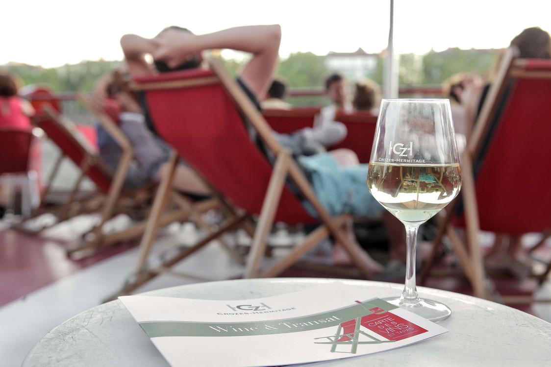 Wine & Transat - Table