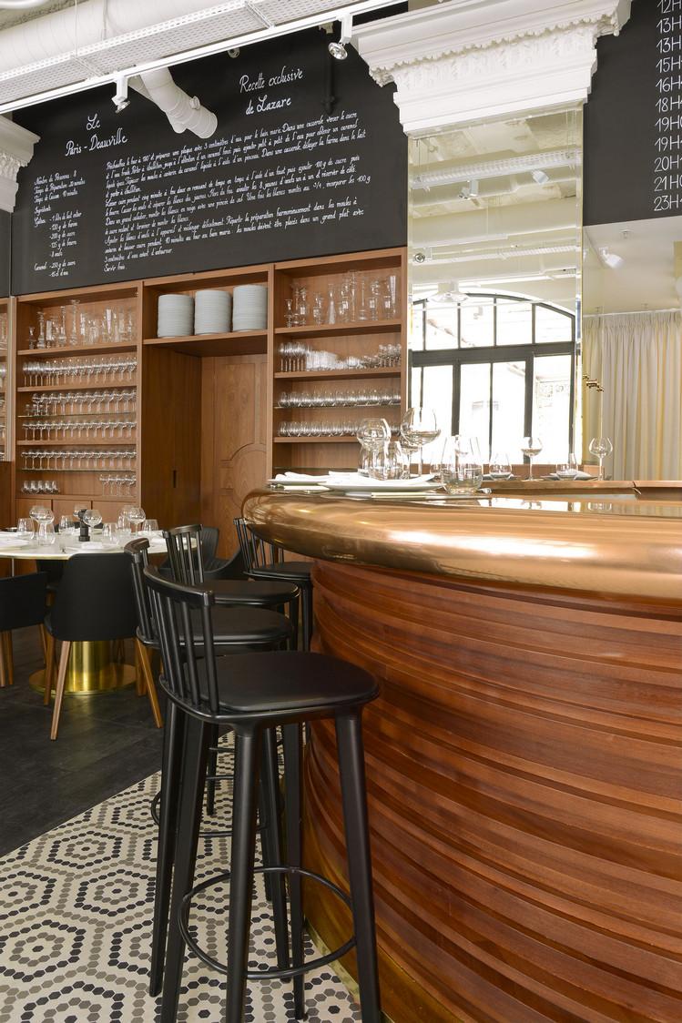 Restaurant Lazare - Bar 02