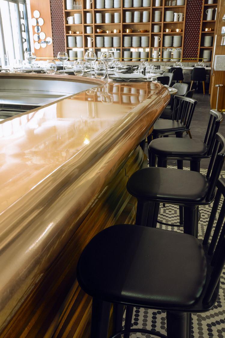 Restaurant Lazare - Bar 03