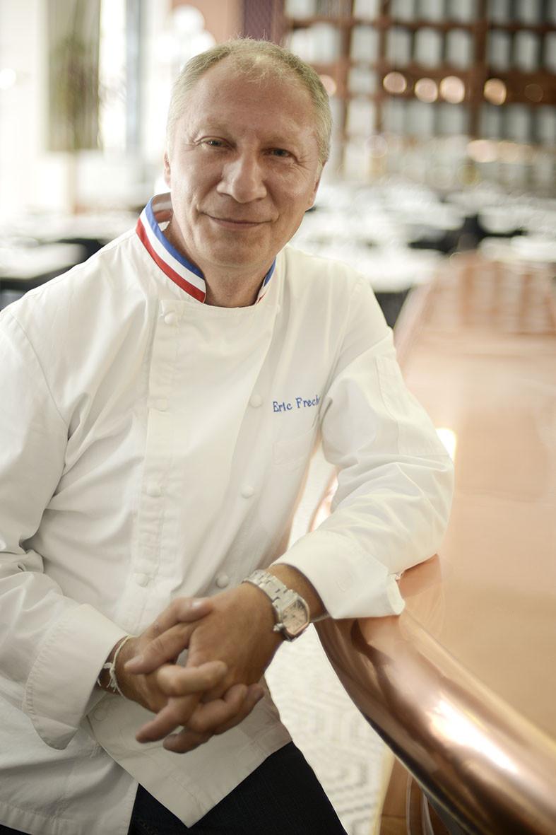 Restaurant Lazare - Eric Fréchon