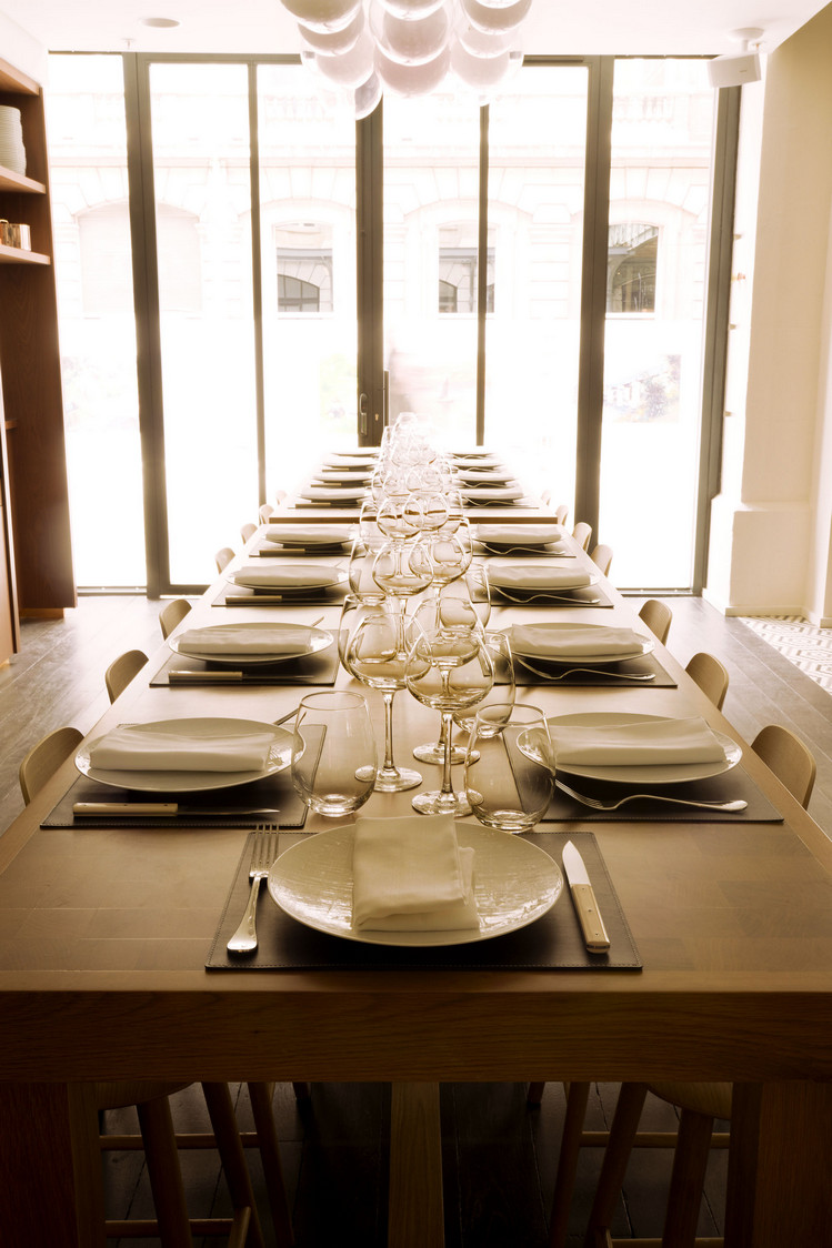 Restaurant Lazare - Salle du restaurant 02