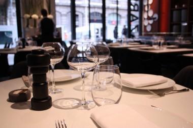Restaurant Lazare - Salle du restaurant