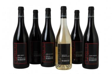Ensemble 6 bouteilles JR