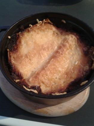 lasagnes de joue de boeuf