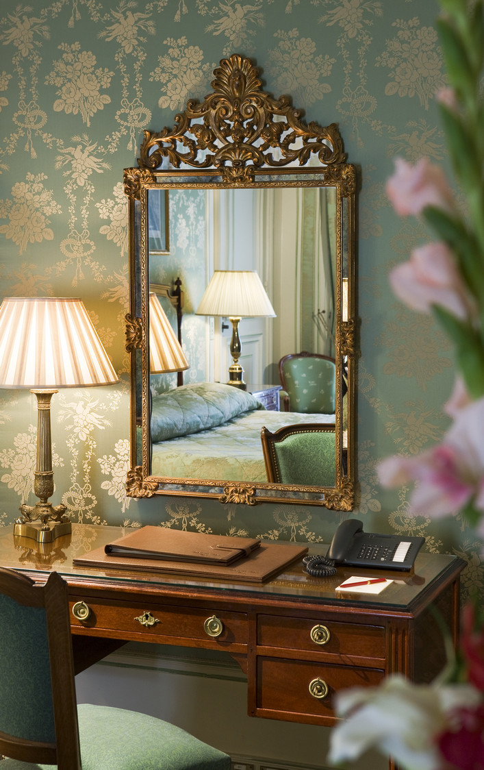 21. SR Chambre de Luxe - detail miroir