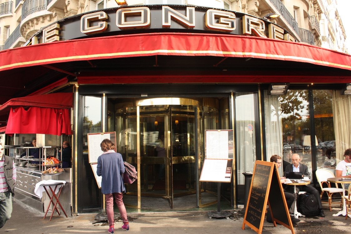 Congr s maillot gourmets co - Auberge dab porte maillot restaurant ...
