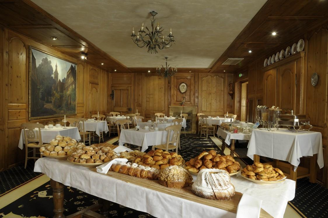 Petit-dejeuner - Hostellerie la Cheneaudiere ©Jo Pesendorfer(1)