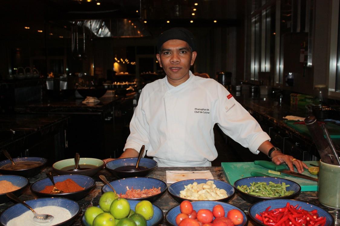 Chef Phanuphan Manthananonth