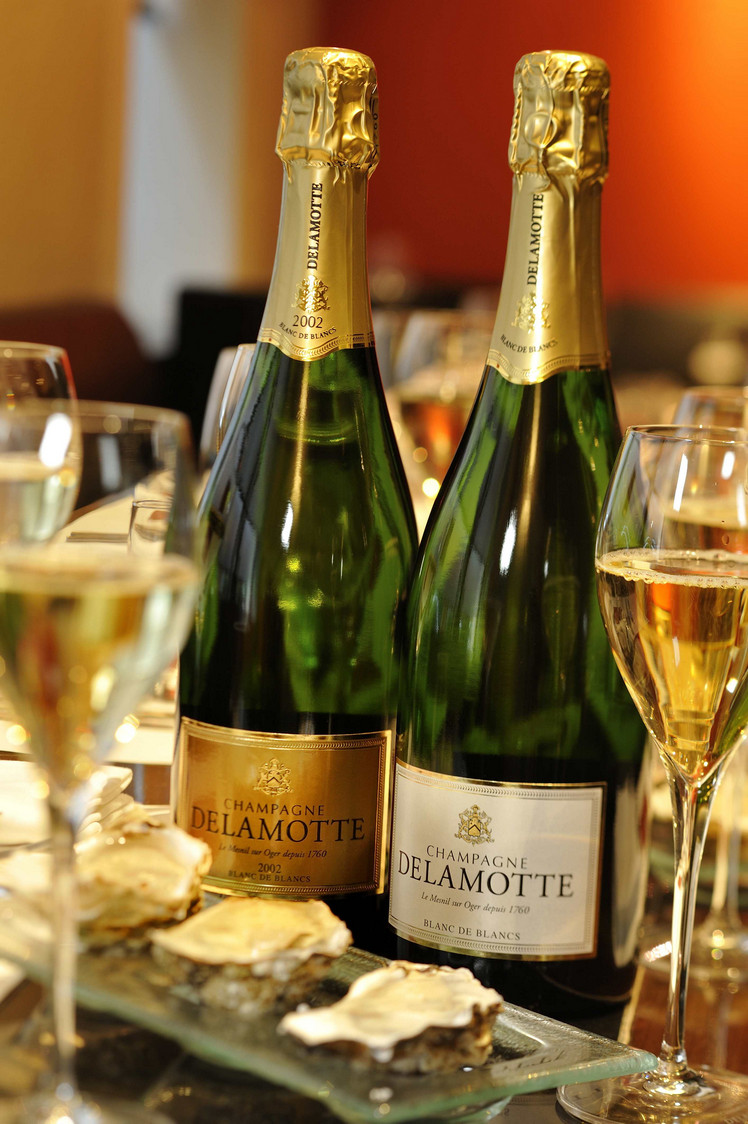 Champagne delamotte gourmets co for Champagne lamotte prix