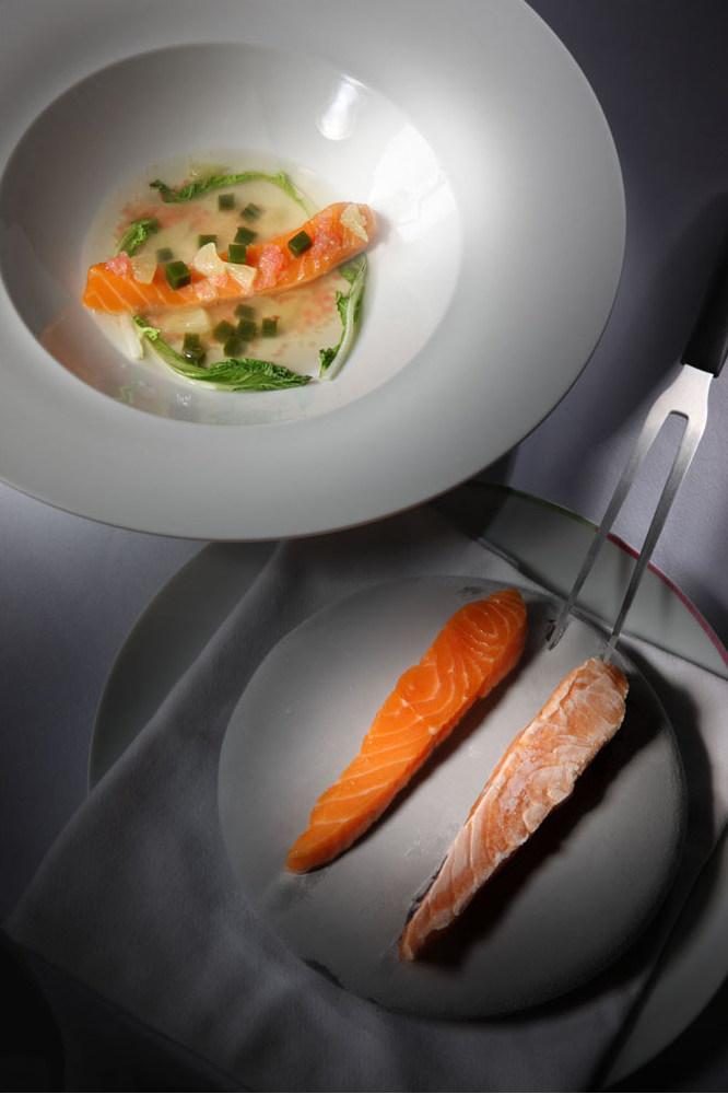 Quisine - Plat Saumon