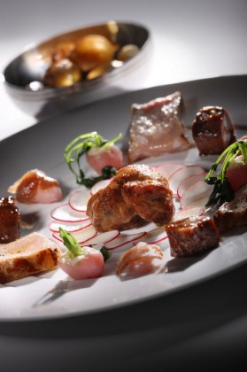 Quisine - Visuel plat