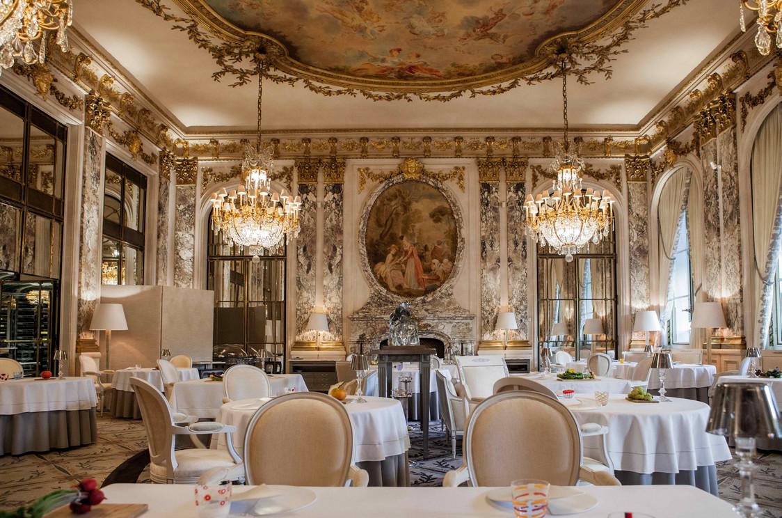 Restaurant le Meurice Alain Ducasse -9973 © Pierre Monetta - copie