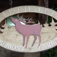 Chalet du Mont d'Arbois