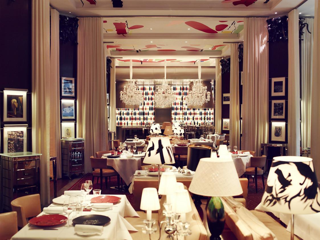 restaurant la cuisine h tel royal monceau gourmets co