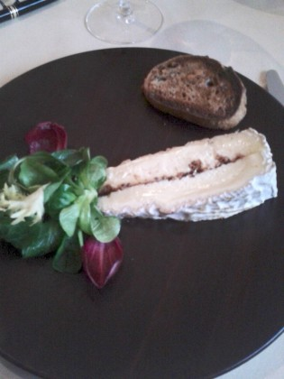 Brie de Meaux à la cazette