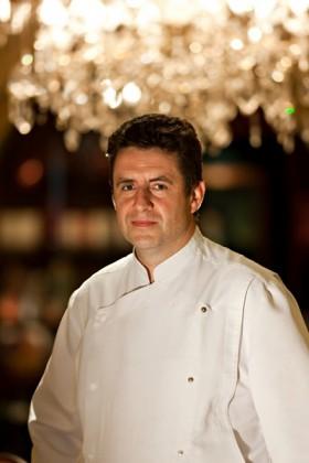 Chef Christophe Moisand