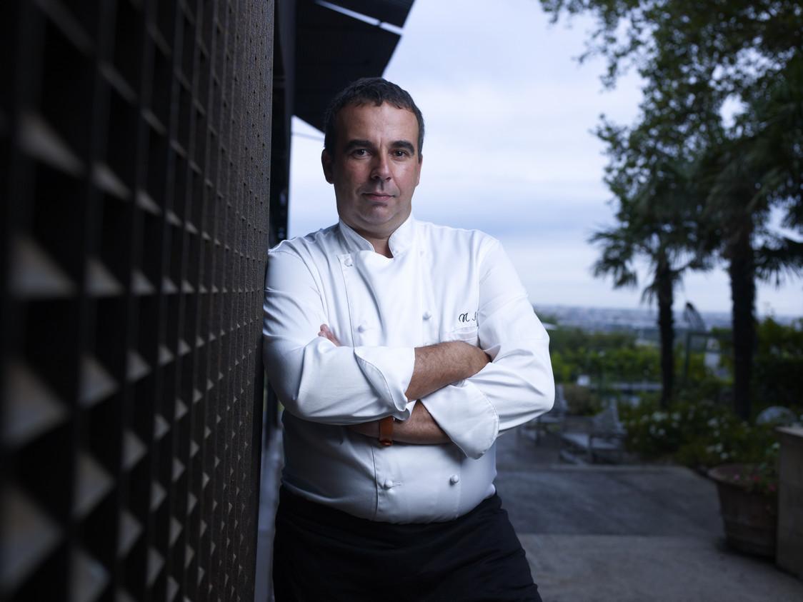Chef Nicolas Magie