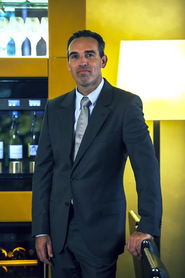 Frédéric Gille, directeur de salle
