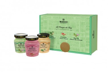 MAISON MAILLE - Collection du Potager du Roy 2014