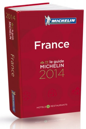 guide MICHELIN France 2014 281x420