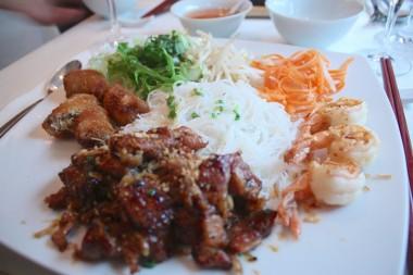 Bun, 'table du Vietnam'