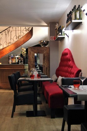 Casa Belucci - Salle du restaurant