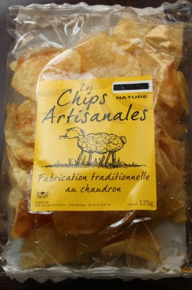 Chips Artisanales de l'Aveyron