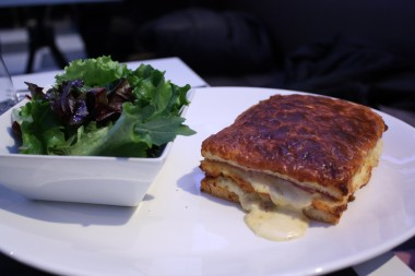 Croque monsieur - 1