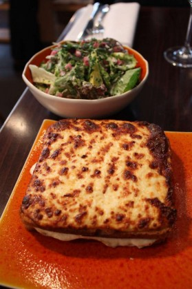 Croque monsieur - 2b