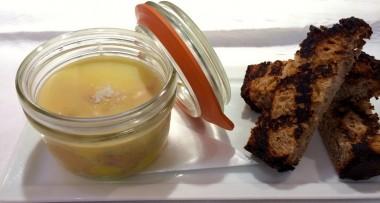 Foie gras pot le Parfait