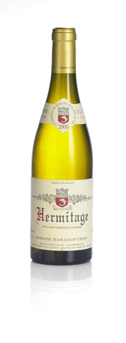 Hermitage Chave Blanc 2000 - copie