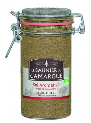 Pot Sel de Camargue aromatisé Senteurs