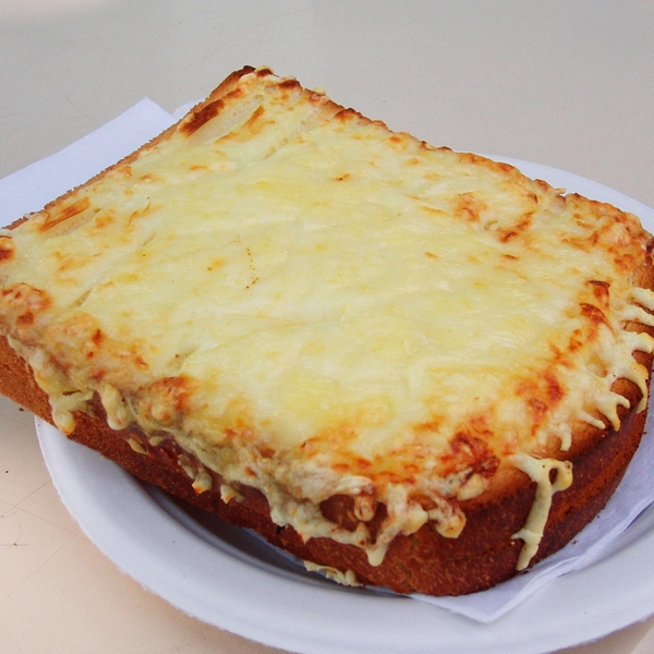 Gluten-Free Croque-Monsieur Recipe — Dishmaps