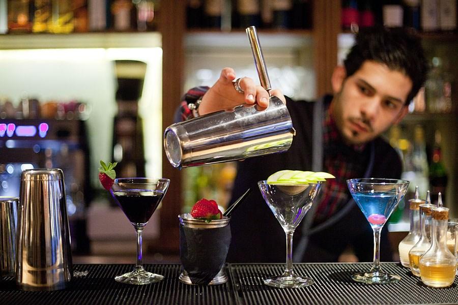 Arty - Jordan cocktails