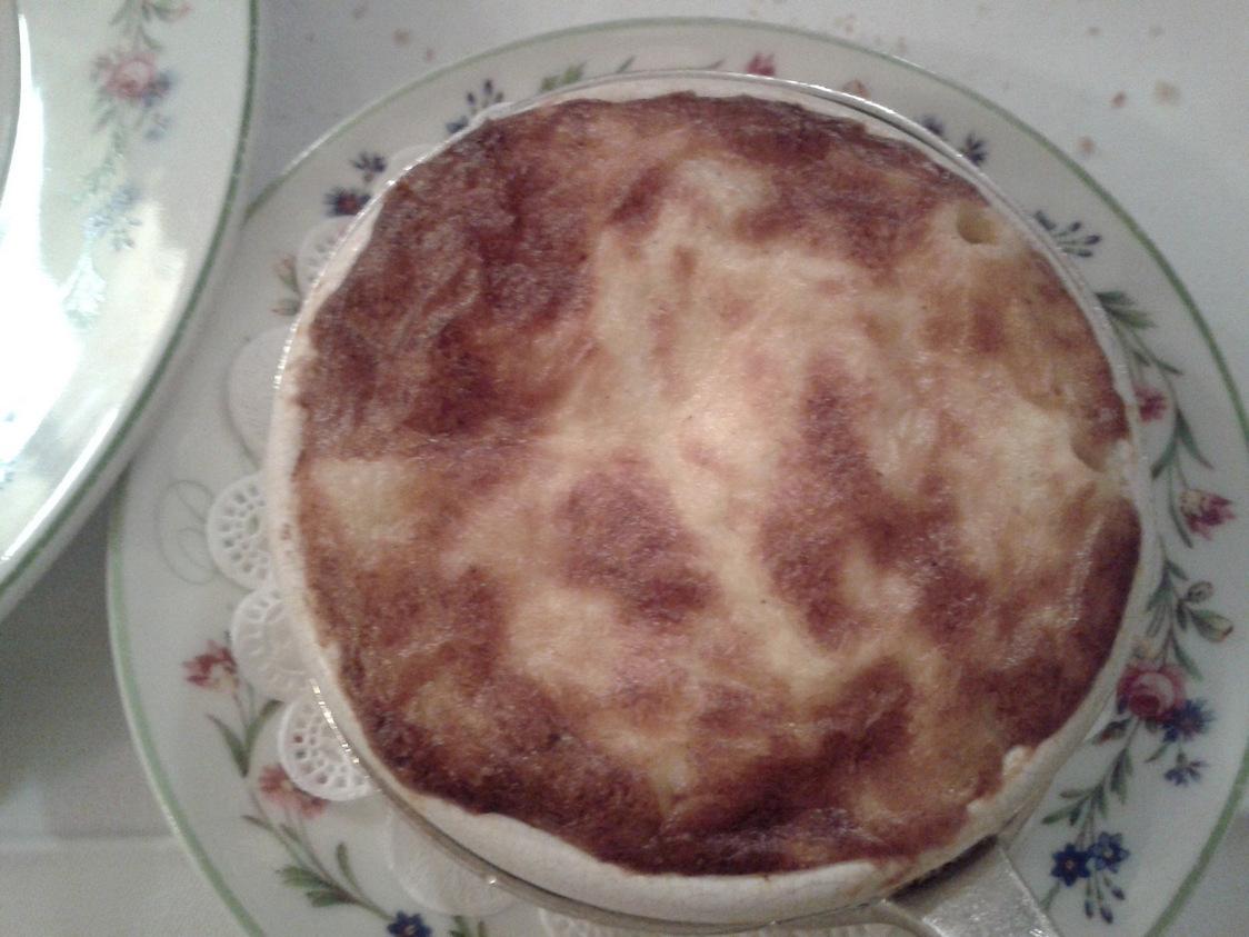 Benoît - Gratin de macaronis