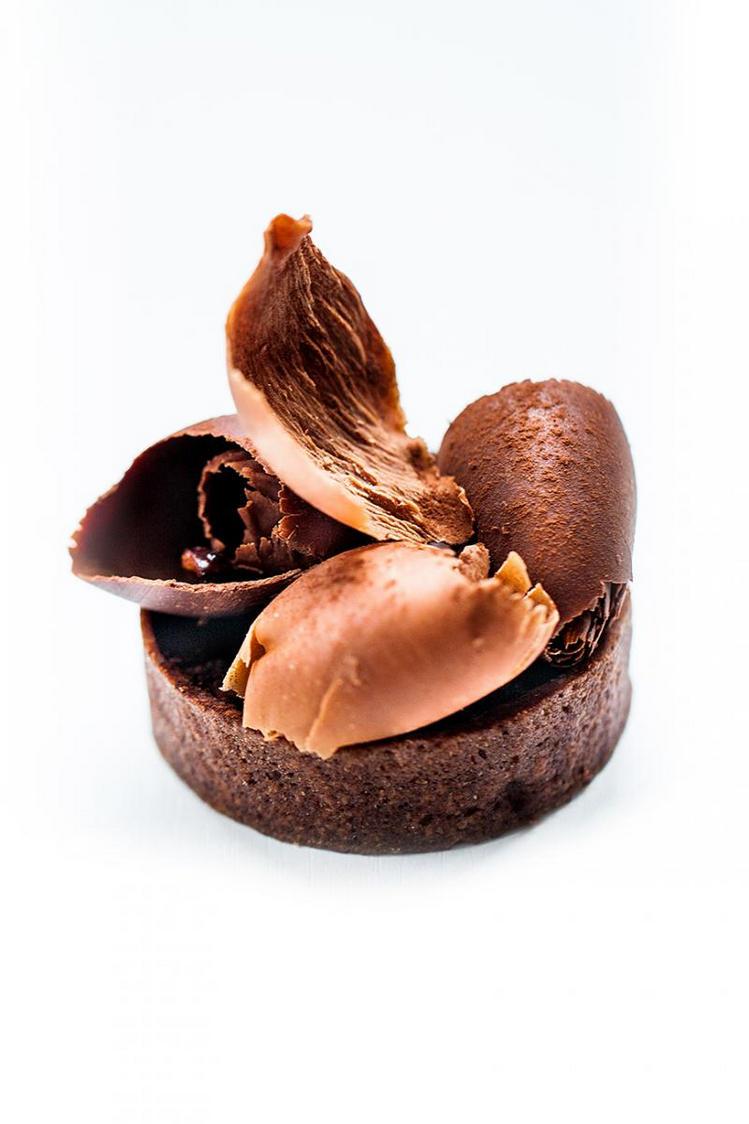 Benoît - Tartelette chocolat ®pierremonetta