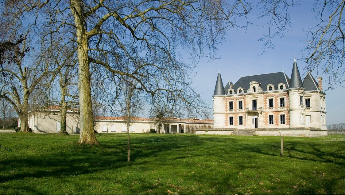 Château Lamothe-Bergeron ©studio Furax