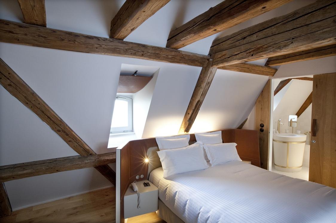 Hôtel Les Haras - Chambre